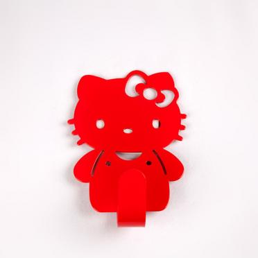 Cuier perete Hello Kitty