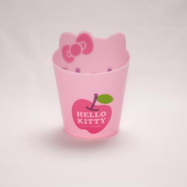 Mini cos gunoi Hello Kitty