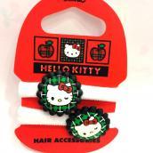 Elastic pentru par / 2 bucati Hello Kitty