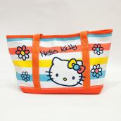 Sacosa de mana: border Hello Kitty
