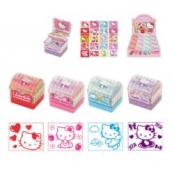 Stampila cutie comori Hello Kitty